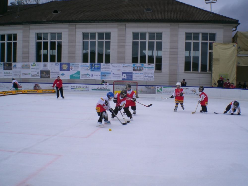 Post Finance Eishockeyturnier