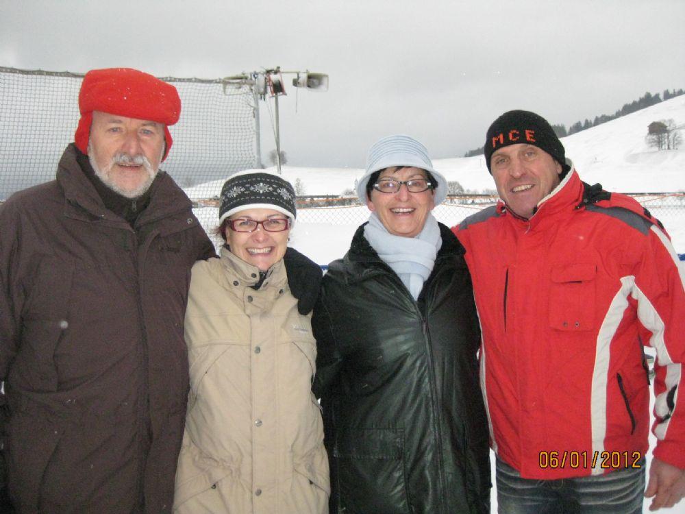 Eisstock Grümpelturnier 2012 1