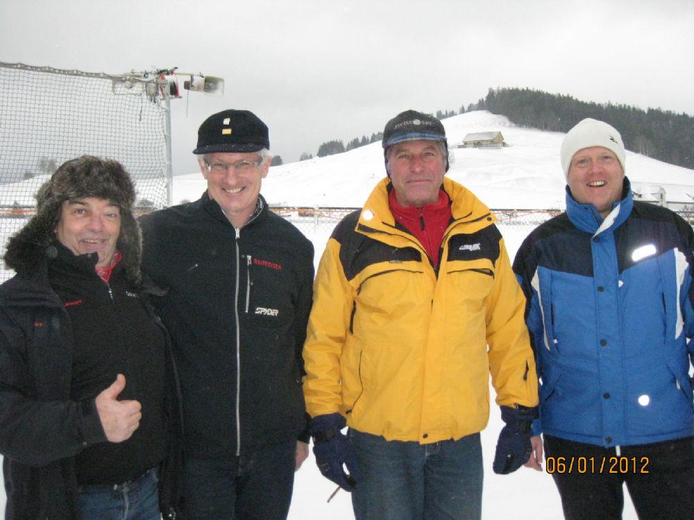 Eisstock Grümpelturnier 2012 2