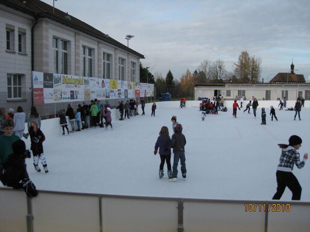 Eisfelderöffnung 10.11.2010 1