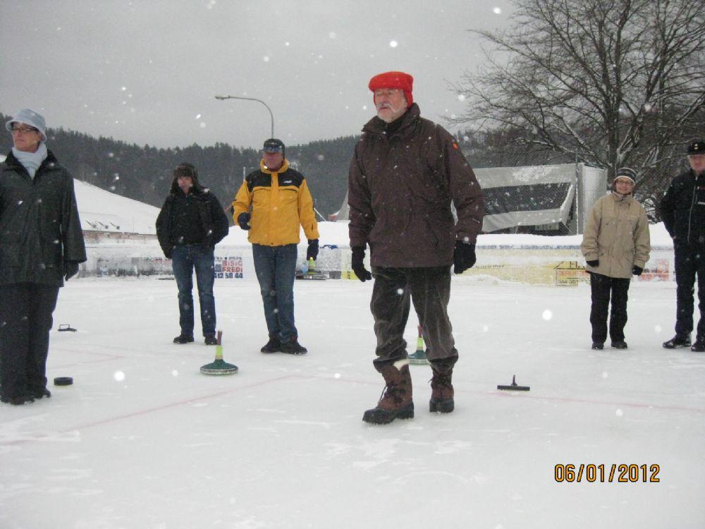 Eisstock Grümpelturnier 2012 7
