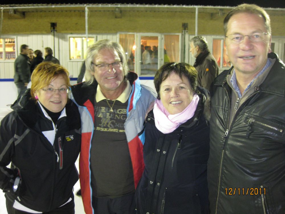 4. Internationales Eisstockturnier
